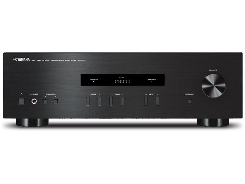 yamaha a s201 amplitunery stereo yamaha a s201. Black Bedroom Furniture Sets. Home Design Ideas