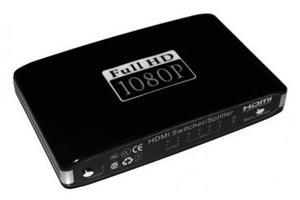 Switch KAUBER HDMI 4-2