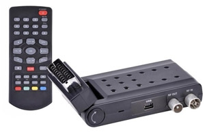 Tuner cyfrowy LC-DVB-T 500 SD